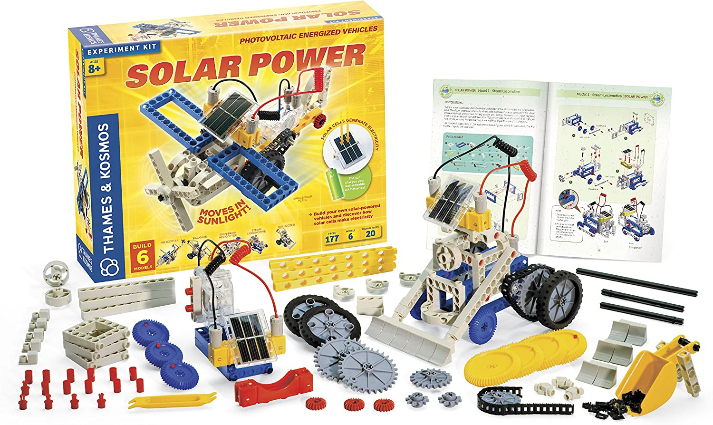 Thames Year-end annual account Kosmos trust Solar Power
