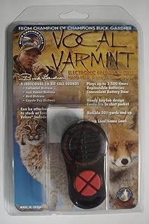 BUCK GARDNER CALLS CHAMPION OF CHAMPIONS Vocal Varmint - Handheld Electronic Predator Call
