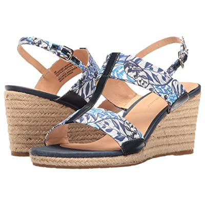 Tommy Bahama Jaidyn (Jungle Breeze Print/Blue Multi) Women