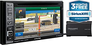 Alpine INE-W960HDMI Audio/Video/Nav System with Sirius XM SXV300 tuner