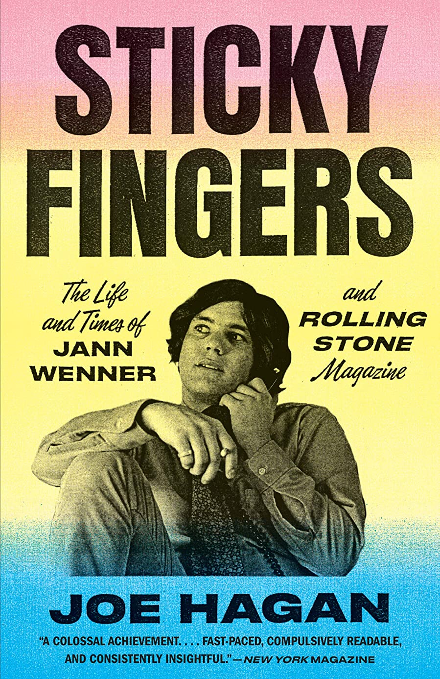 頭放射能空港Sticky Fingers: The Life and Times of Jann Wenner and Rolling Stone Magazine (English Edition)