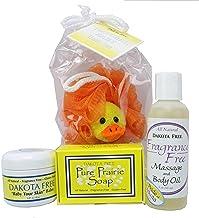 product image for Dakota Free Natural Baby Bath Gift Set