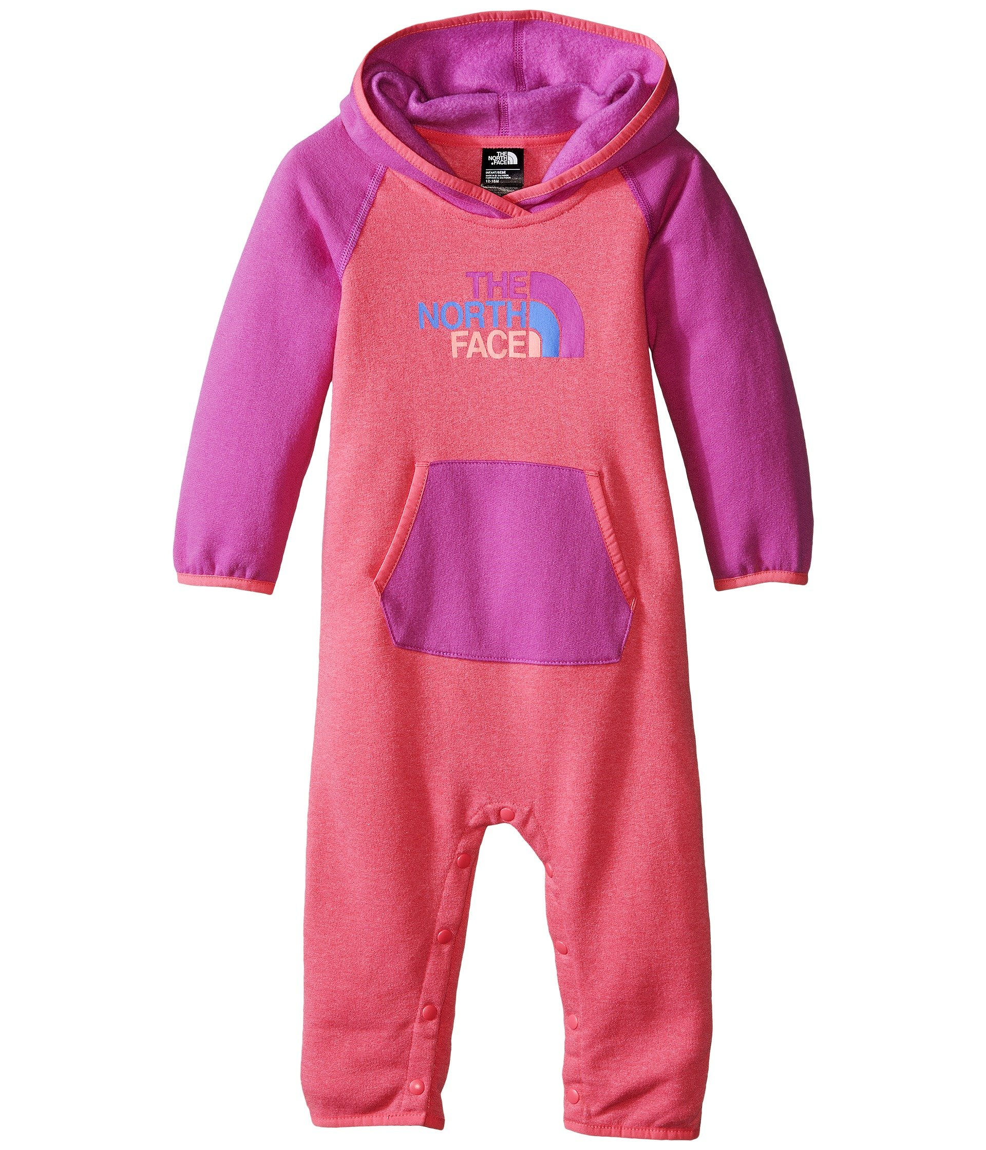 Enterizo para Bebe The North Face Kids Logowear One-Piece (Infant)  + The North Face en VeoyCompro.net