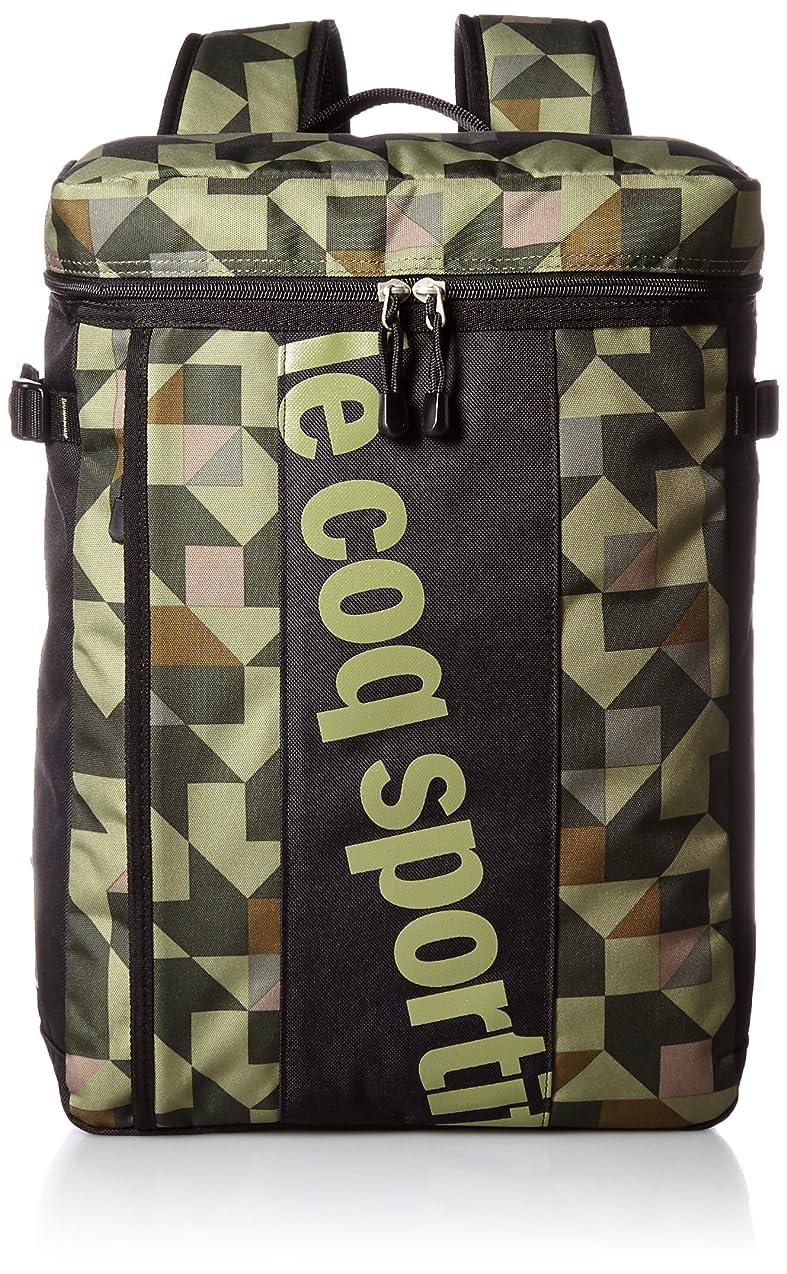 受取人こんにちは嬉しいです[ルコックスポルティフ] Le coq sportif (ルコック スポルティフ) Le coq sportif スポーツバッグ スクエアバックパック [ユニセックス] QA-640363
