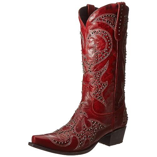 3e461602aca Lane Boots Women s Lovesick Stud Western Boot