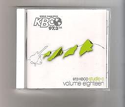 KBCO Studio C Volume 18