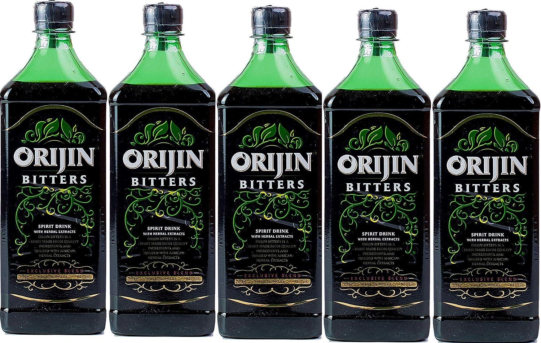 Orijin Bitters Herbal Extracts Drink 12 x Houston Mall 75cl - 5 ☆ popular Bottles