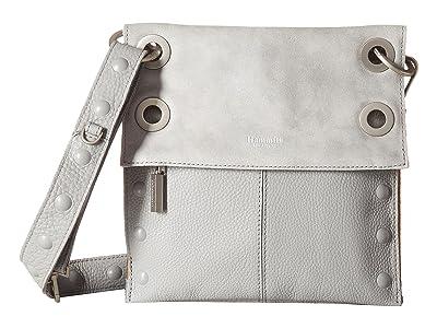 Hammitt Montana Rev Medium (Mist Buffed/Brushed Silver) Handbags