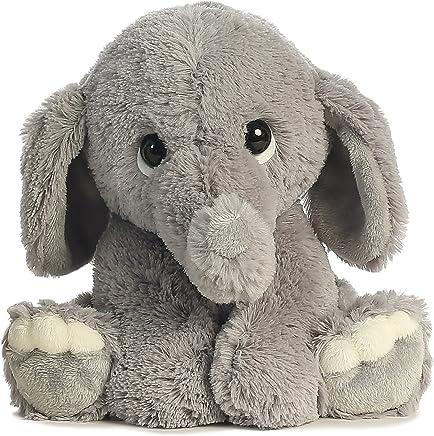 Aurora Ebba Lil Benny Phant, Grey Plush