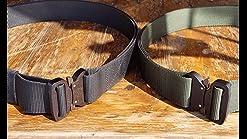 Amazon Com Kore Tactical Gun Belt X2 Buckle Tan Reinforced Belt Clothing Shop at amazon.com to save 10% on real avid gun tool. kore tactical gun belt x2 buckle