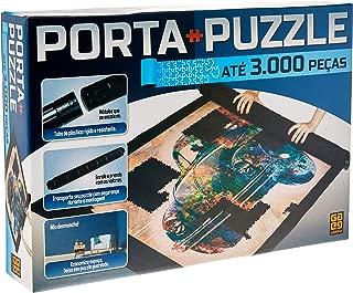Porta Puzzle Até 3000 Peças, Grow, Multicor