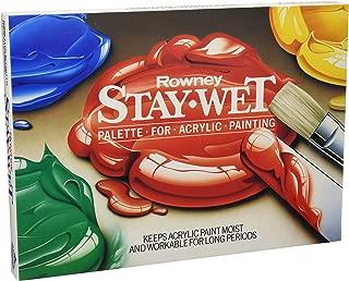 Daler Rowney- Daler Rowney Stay Wet Palette Small