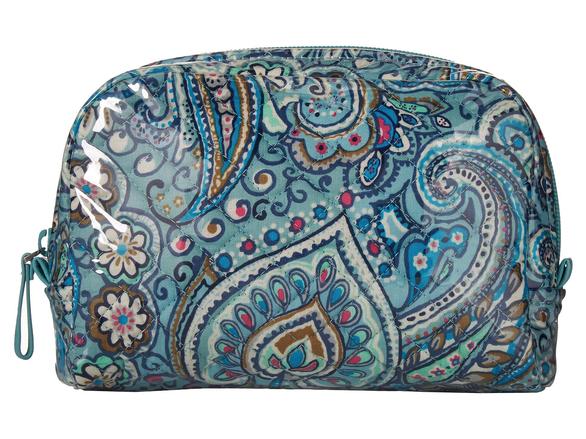 Vera Bradley Dot Cosmetic Medium 1 Paisley Iconic Daisy 1RWq1Zn