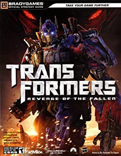 Transformers: Revenge of the Fallen Official Strategy Guide (Official Strategy Guides (Bradygames))
