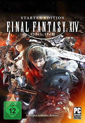FINAL FANTASY XIV Online Starter Edition | PC/Mac Code