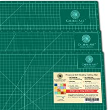 Self Healing Rotary Cutting Mat, Full 24x36, Best for Quilting Sewing   Warp-Proof & Odorless (Not from China)