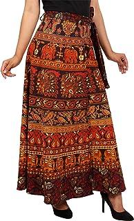 Jaipuri Fashionista Women's Cotton Skirt Bottom
