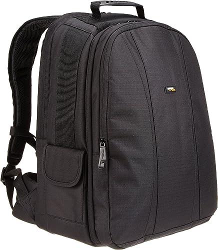 AmazonBasics DSLR and Laptop Backpack - Grey Interior