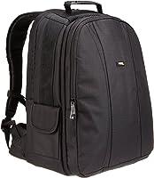 AmazonBasics DSLR and Laptop Backpack - Gray interior