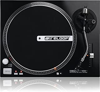 Tocadiscos DJ Reloop RP-1000M - Con motor de transmisión