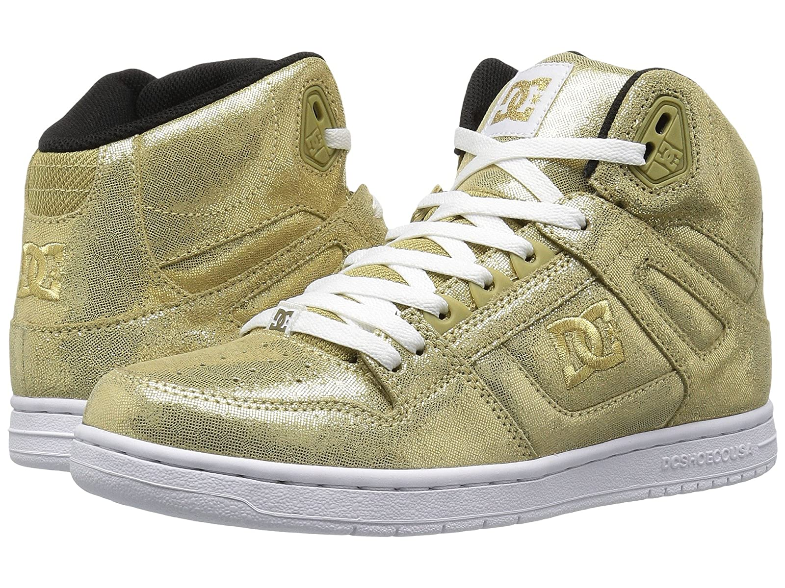 DC Rebound High SECheap and distinctive eye-catching shoes