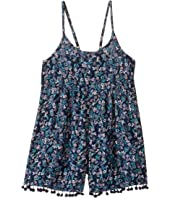 Roxy Kids - I Do Sometimes Romper (Toddler/Little Kids/Big Kids)