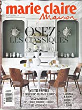 MARIE CLAIRE MAISON MAGAZINE, OSEZ LES CIASSIQUES OCTOBER, 2018 NO. 504 (FRENCH LANGUAGE) PRINTED IN FRANCE (SINGLE ISSUE MAGAZINE)
