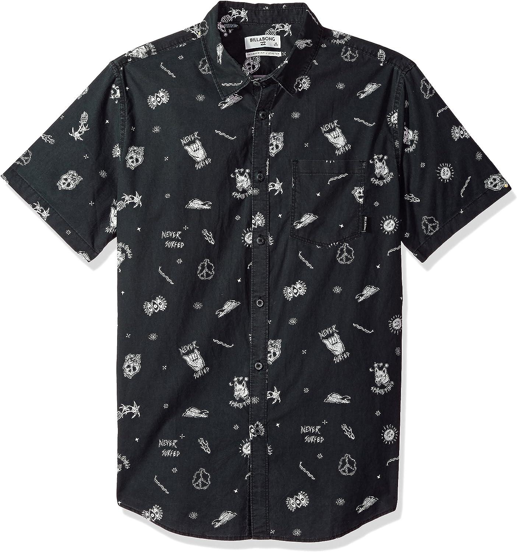 Billabong Sunday - Camiseta de manga corta para hombre ...