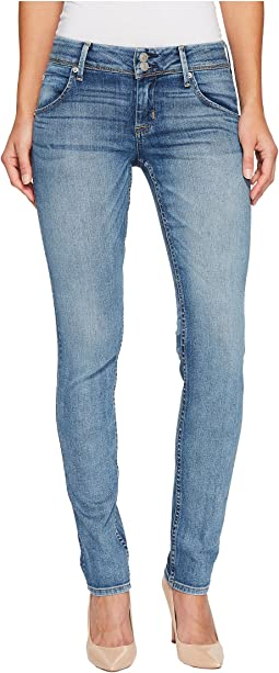Hudson - Collin Mid-Rise Skinny in Hushed