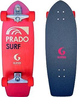 Glutier Surfskate T12 Surf Skate Trucks Skateboard...