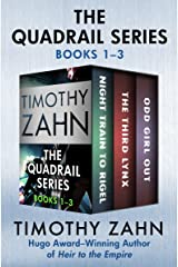The Quadrail Series Books 1–3: Night Train to Rigel, The Third Lynx, and Odd Girl Out Kindle Edition