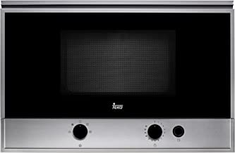 Teka MS 622 BI Microondas sin grill, 1400 W, 22 litros, Otro, Gris