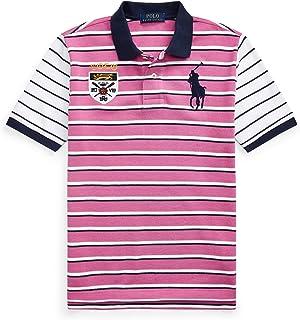 Polo Ralph Lauren Boy`s Big Pony Crest Cotton Polo Shirt