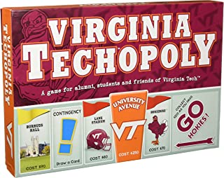 Late for the Sky Virginia Tech - Va Techopoly