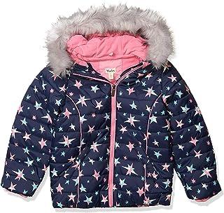 Hatley Puffer Coats Chamarra de Plumas Alternativa para Niñas