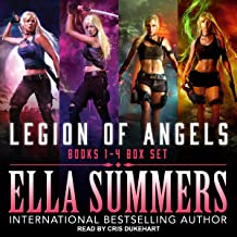 Legion of Angels: Books 1-4 Box Set