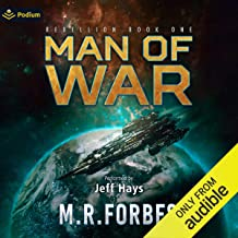Man of War: Rebellion, Book 1