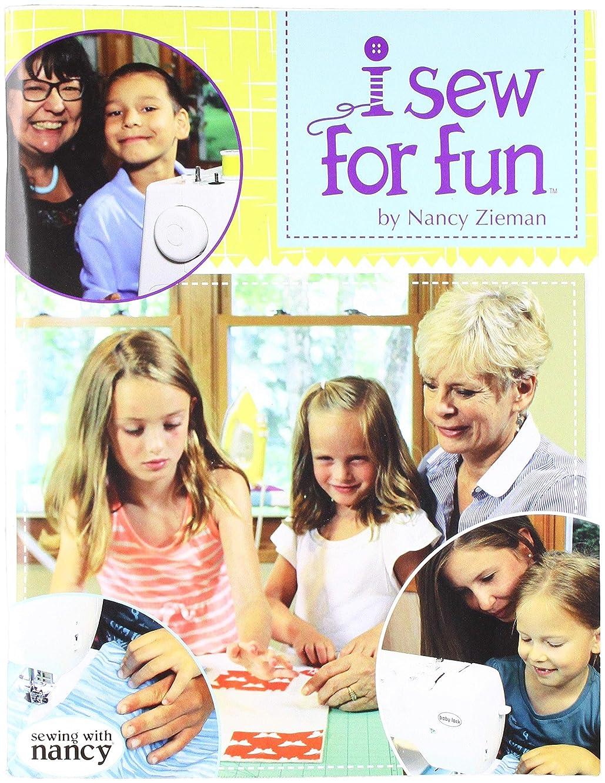 Nancy Zieman BD3115 I I Sew for Fun Bk, None