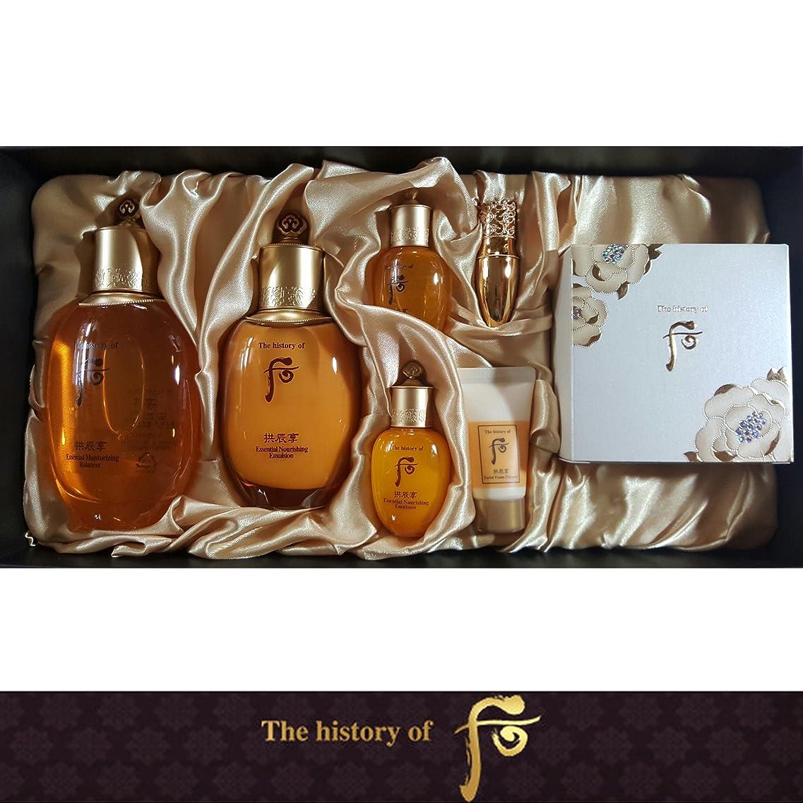 メイン別れる刺激する[The History Of Whoo] Whoo 后(フー) Gongjinhyang Royal Court Inyang 3EA ゴンジンヒャン Special Set/宮廷セット 引き揚げ 3種 のスペシャル 3種セット[海外直送品]