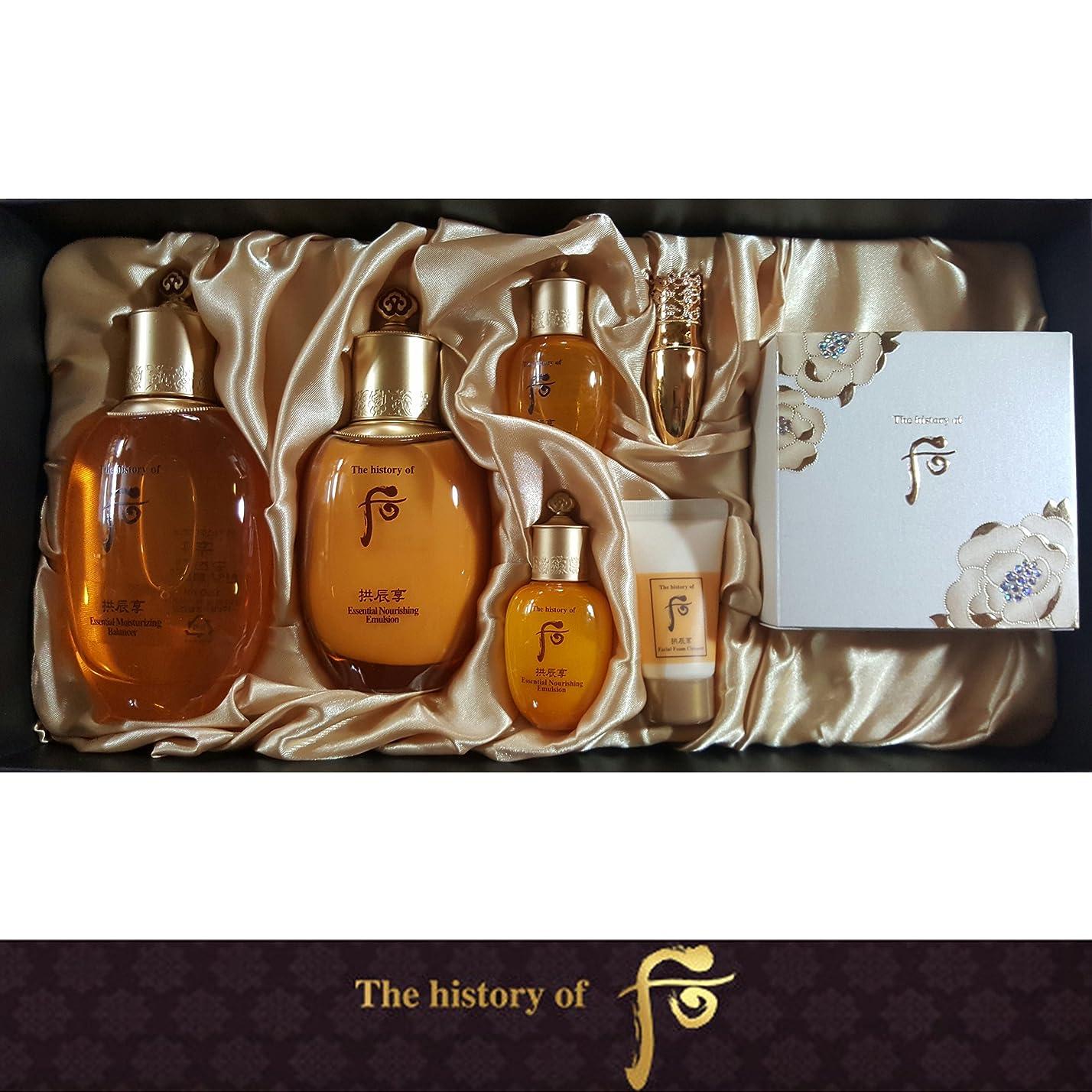 脚本書き込みあなたのもの[The History Of Whoo] Whoo 后(フー) Gongjinhyang Royal Court Inyang 3EA ゴンジンヒャン Special Set/宮廷セット 引き揚げ 3種 のスペシャル 3種セット[海外直送品]