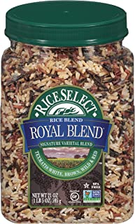 RiceSelect Original Royal Blend, 21-Ounce Jars, 4-Count