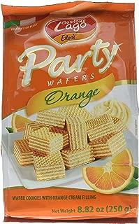 COOKIE ORANGE PARTY BAG
