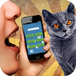 Image: Cat Translator 3D sound, by Rapt Inc Games | With it, you will be able to know what thinks and what he wants your cat