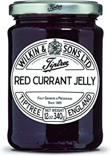 Tiptree Red Currant Jelly, 12 Ounce Jar