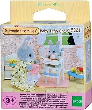 Sylvanian Families - 5221 - Set trona de bebé