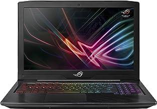 """ASUS ROG Strix Scar Edition GL703GE Gaming Laptop, 17.3"""" i7-8750H Processor, GTX 1050 Ti 4GB, 16GB DDR4, 256GB SSD + 1TB H..."""