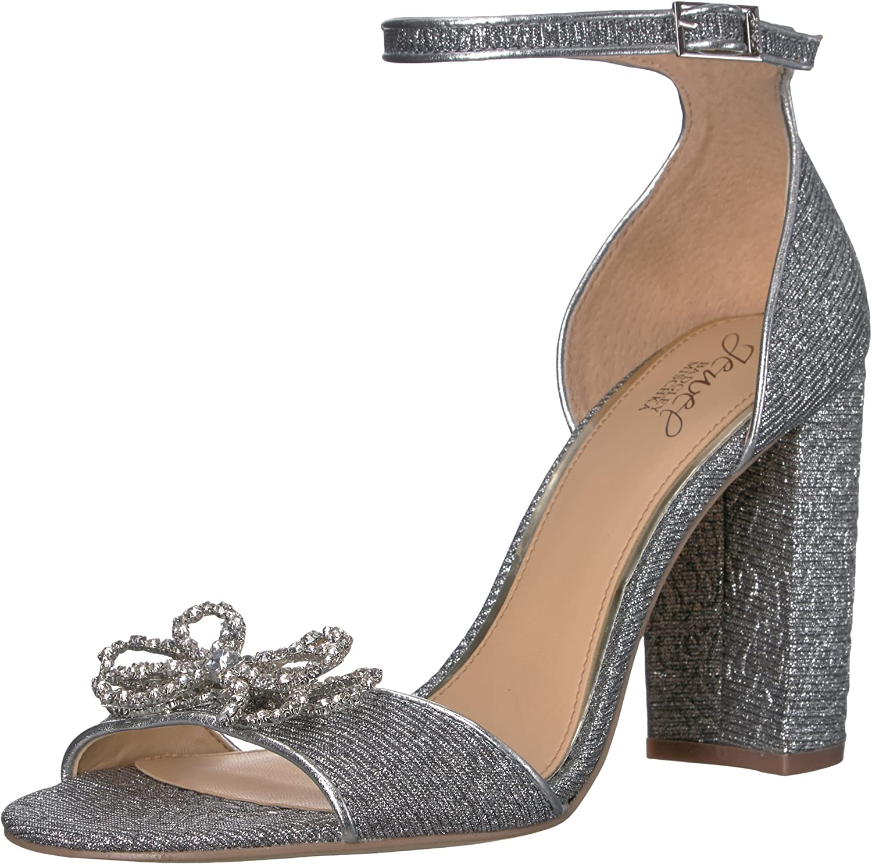 Badgley Mischka Jewel Women's Lex Heeled Sandal
