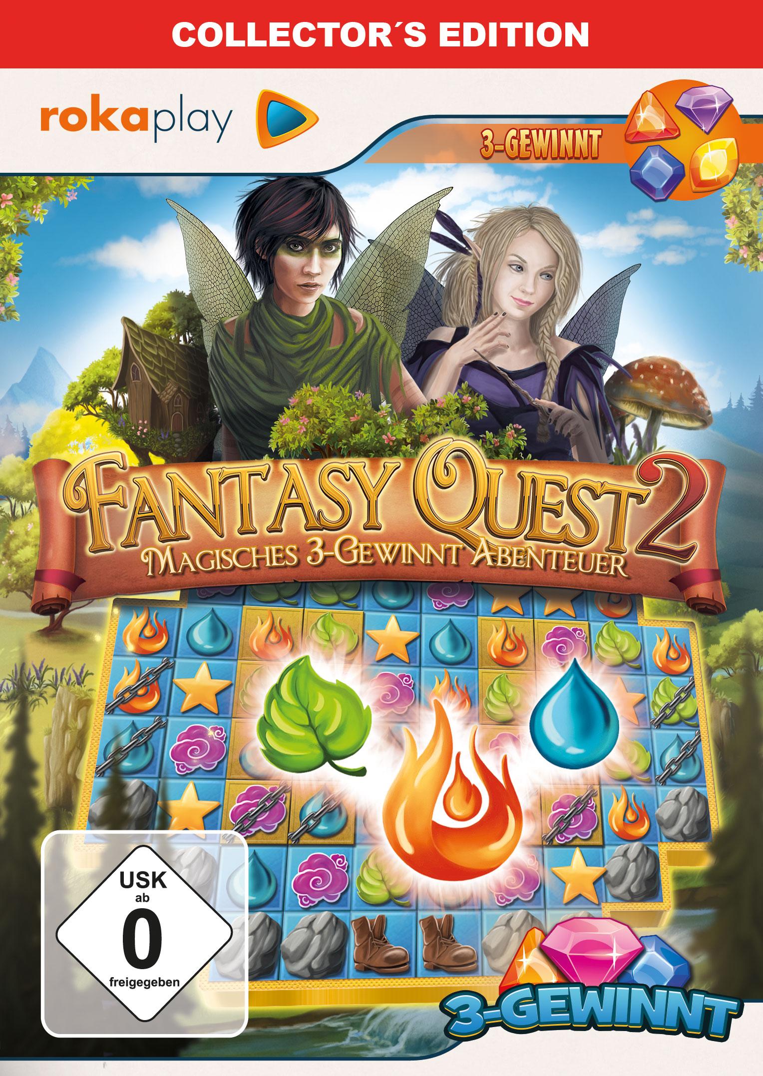 rokaplay - Fantasy Quest 2 Collector's Edition [PC Download]