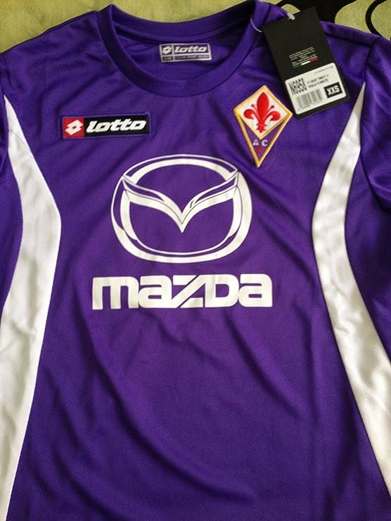 Maglia Fiorentina XXS Nuova con Etichetta : Amazon.it: Sport e ...
