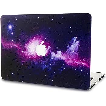 Arco/íris de Niebla KECC MacBook Pro Retina 13 Pulgadas Funda Dura Case Cover Viejo MacBook Pro 13.3 Retina Ultra Delgado Pl/ástico {A1502//A1425}